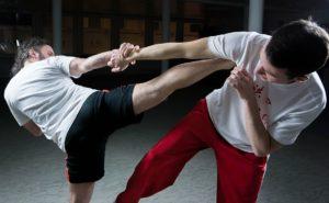 Arts martiaux pour perdre du poids