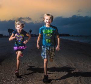 Athlétisme sports pour enfants