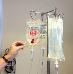 Chimiothérapie sein