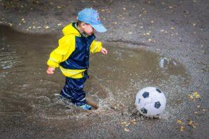 Football pour enfants