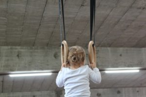 Gymnastique sport enfants