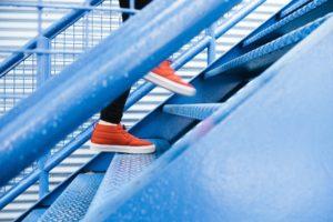 Monter les escaliers pour perdre du poids