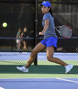 Tennis pour perdre du poids