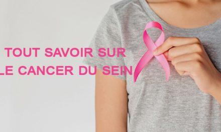 Cancer du sein, symptômes et risques