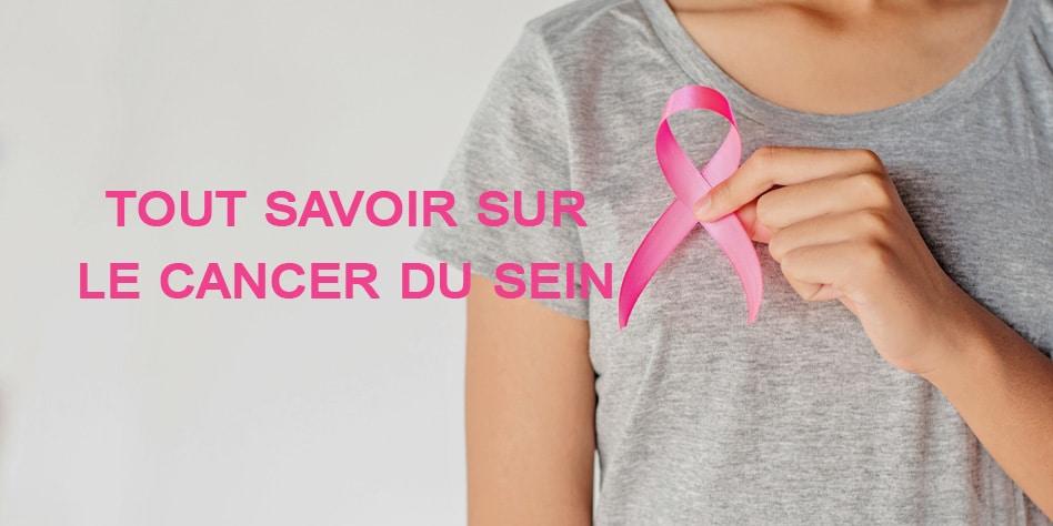 Cancer du sein : risque, dépistage, prévention symptômes