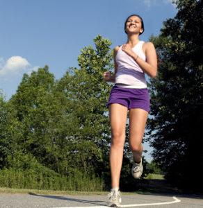 footing pour perdre du poids
