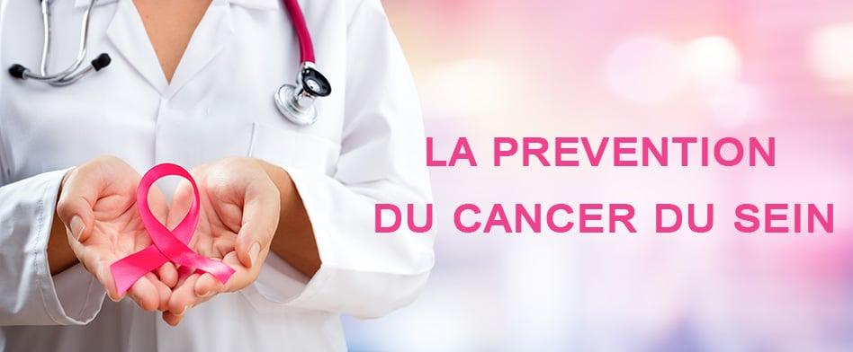 prevention cancer sein