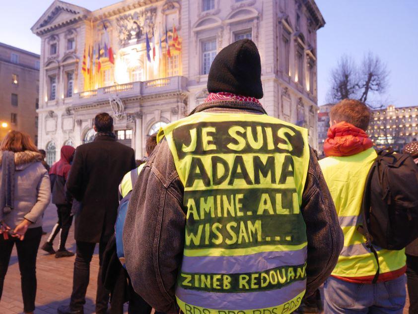 Manifestation Adama traoré
