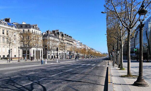 21 Département en France classés classés Zone Rouge