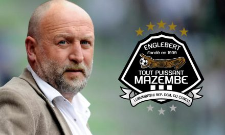 Frank Dumas nommé entraîneur de Mazembe