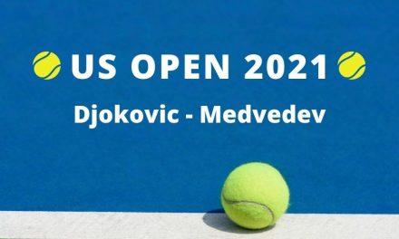 Tennis, finale de l'US Open Medvedev met fin à la quête du Grand Chelem de Novak Djokovic